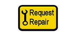 Report repair logo